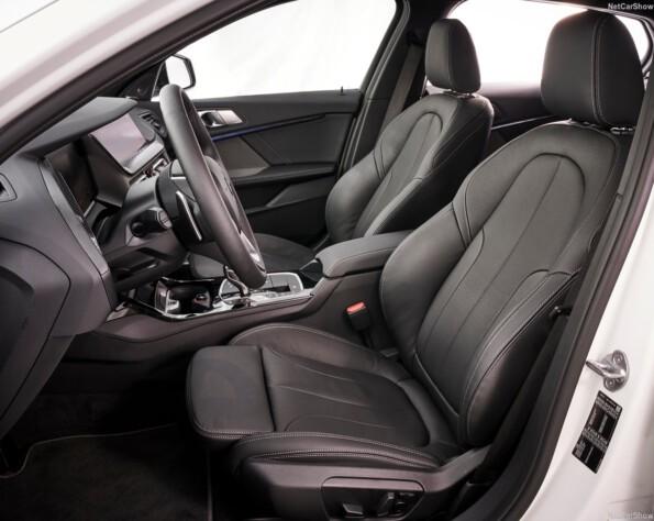 BMW 1-serie lease bestuurderstoel