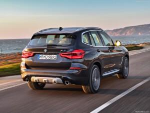 BMW lease X3
