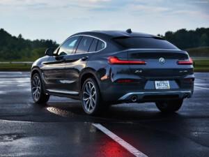 BMW Lease X4