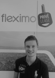 Ruud Dierking Fleximo Private lease Specialist