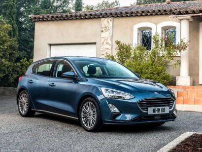 Ford Focus Hatchback lease vr