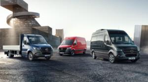 Mercedes lease bedrijfswagens