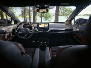 Volkswagen ID.4 interieur