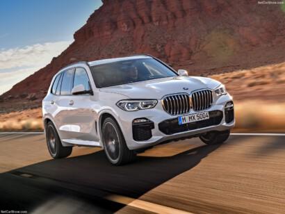 BMW X5 rechtsvoor
