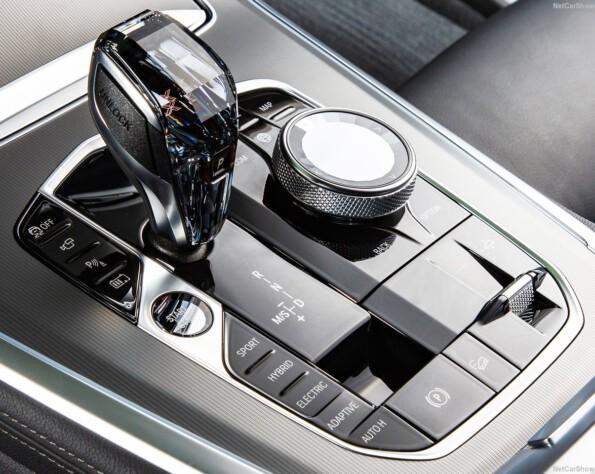Middenconsole BMW X5