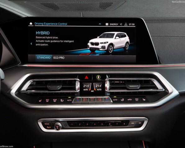 navigatie BMW X5