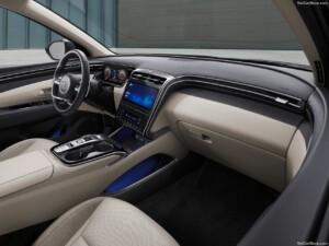 Hyundai Tucson stuurwiel