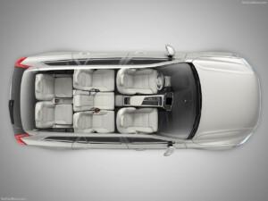 7 zitplaatsen Volvo XC90