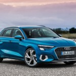 Audi A3 lease voorkant