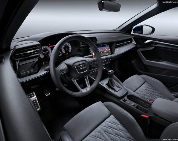 Audi A3 lease stuurwiel
