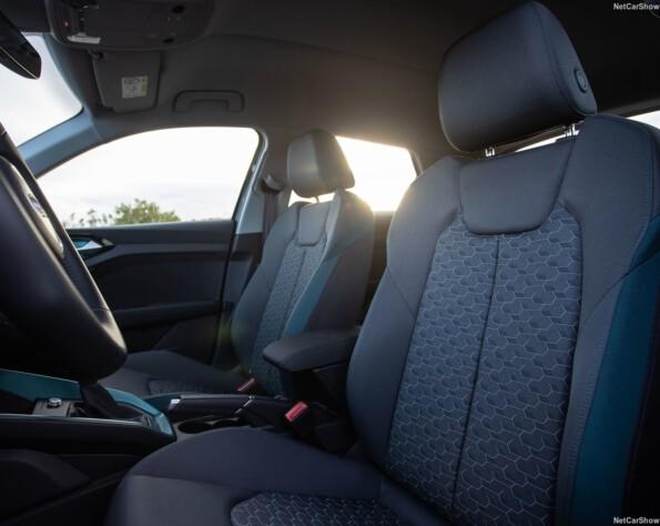 Audi A1 lease voorstoelen