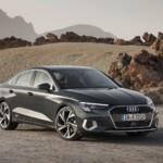 Audi A3 Limousine lease voorkant