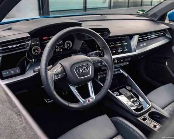 Audi A3 Limousine lease stuurwiel
