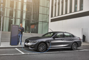 BMW 3-serie Hybride