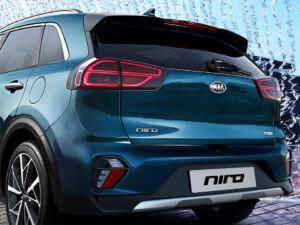 Kia Niro Hybride auto