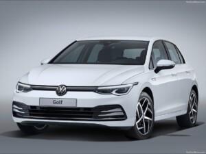 Volkswagen Golf Hybride auto's
