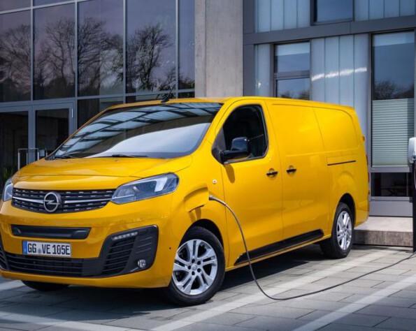 Opel Vivaro-e lease links