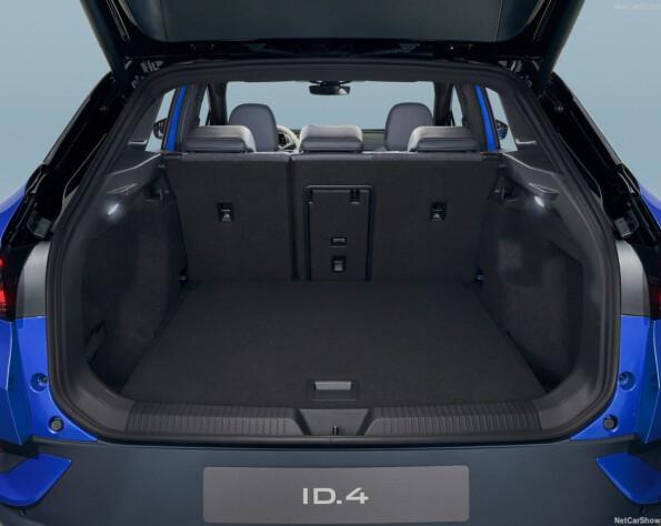 Achterbak achterklep Volkswagen ID.4 lease