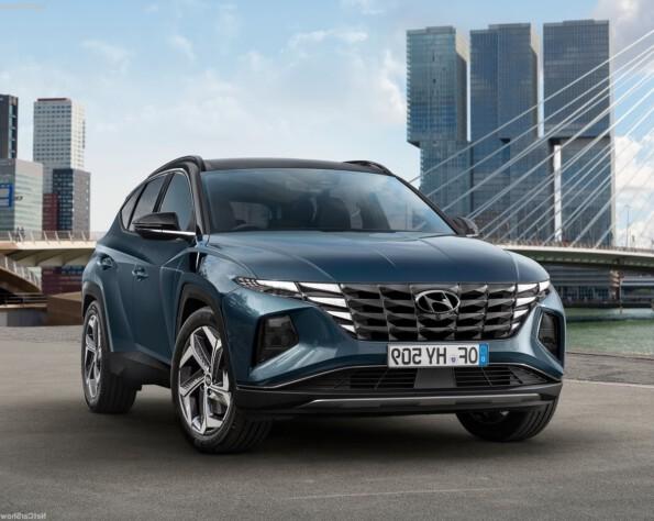Hyundai Tucson lease