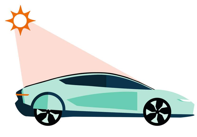 autobelasting 2021 zonnecel