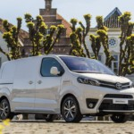 Toyota Proace electric lease wit