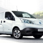 Nissan E-NV200 lease