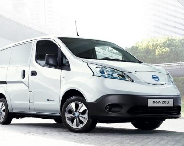 Nissan E-NV200 lease