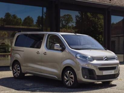 Citroën ë-Jumpy lease