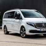 Mercedes EQV lease