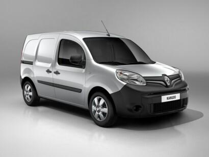 Renault Kangoo ZE lease voorkant