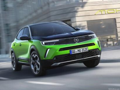 Opel mokka-e lease