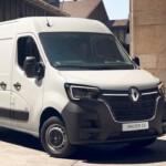 Renault Master ZE lease