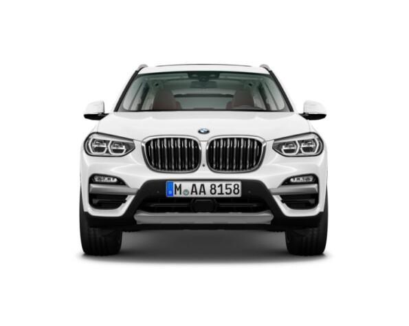 BMW X3 voorkant