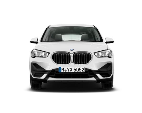 BMW X1 voorkant