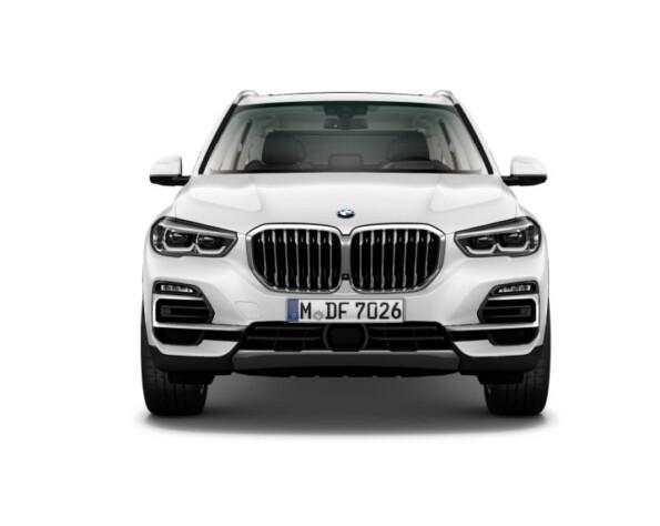 BMW X5 voorkant