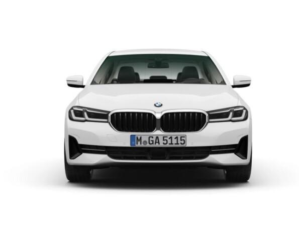 BMW 5-serie voorkant