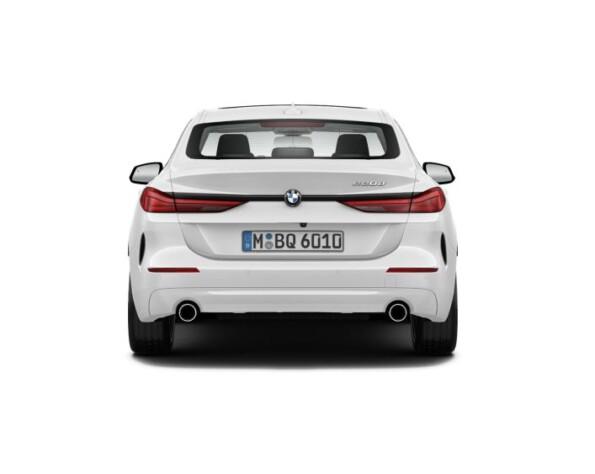 BMW 2 serie Gran Coupé achterkant