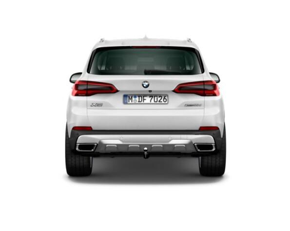 BMW X5 achterkant