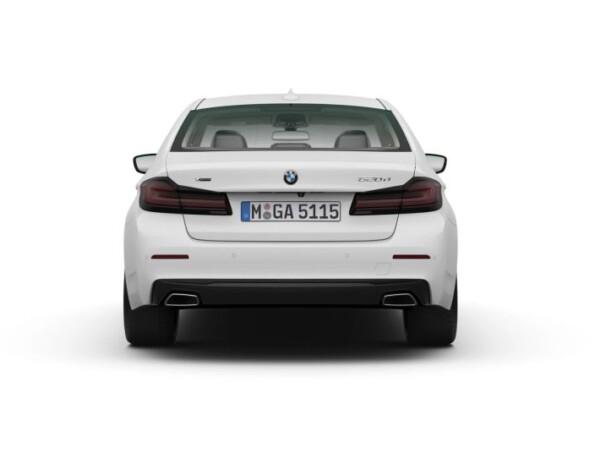 BMW 5-serie achterkant