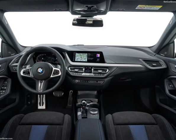 BMW 2 serie Gran Coupé dashboard