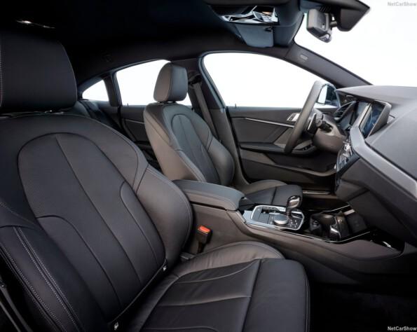 BMW 2 serie Gran Coupé interieur voor
