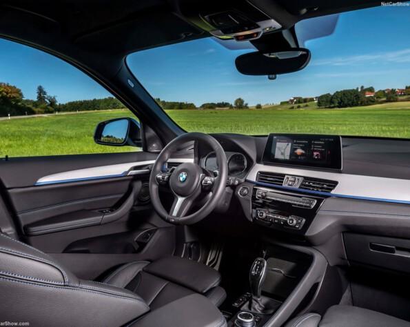 BMW X1 stuurwiel