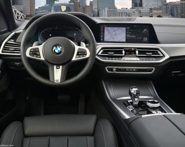 BMW X5 stuurwiel