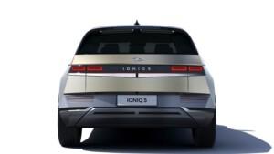 Hyundai Ioniq 5 achterkant