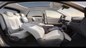 Hyundai Ioniq 5 stoelen