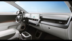 Hyundai Ioniq 5 interieur