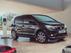 Seat Mii goedkoopste elektrische auto voorkant