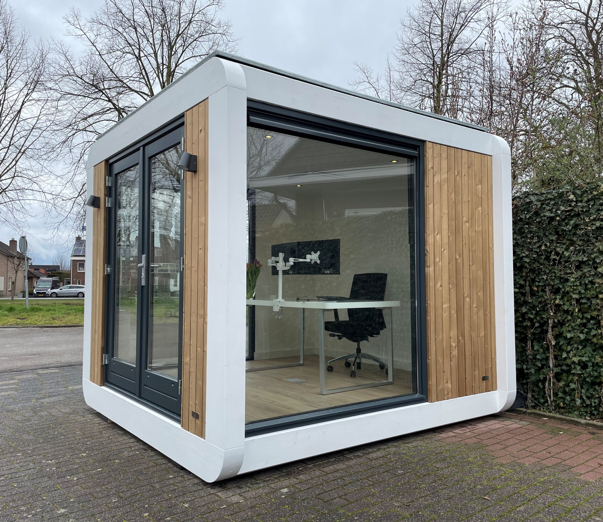 OfficeCube zijkant