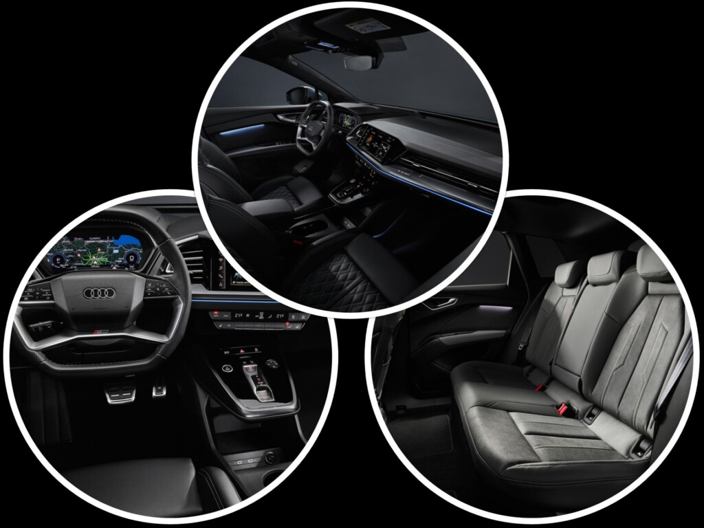 Audi Q4 interieur