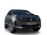 Peugeot 3008 lease